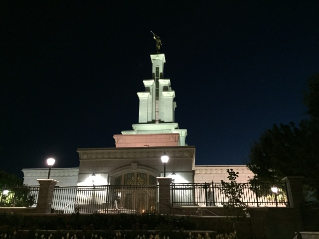 2015-7-13 Columbia River Temple