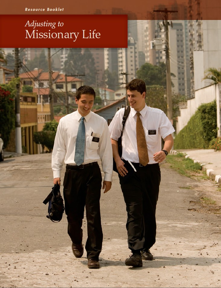 Adjusting to Missionary Life