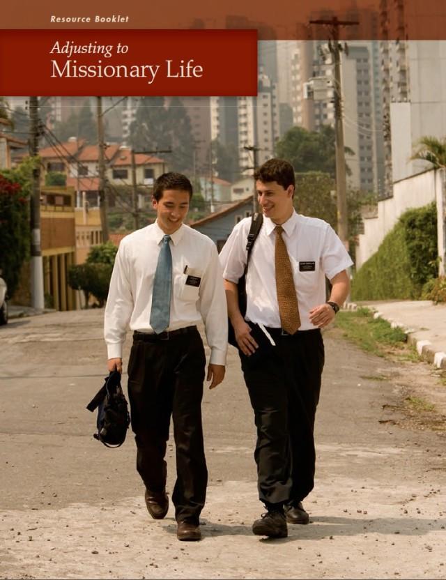 Adjusting to Missonary Life