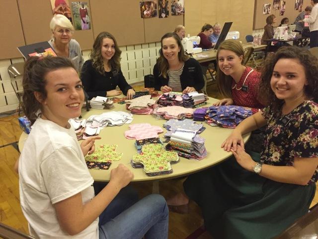 2015-10-24 DfG Wenatchee Sisters