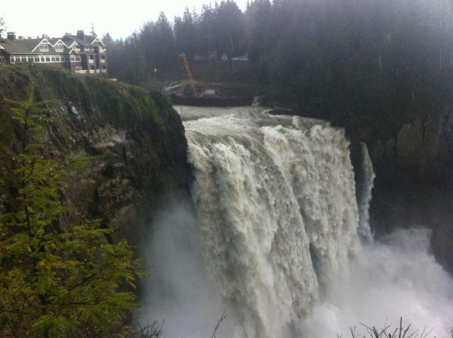 Snoqualmie.Falls