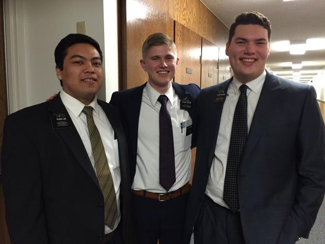2016-2-22 Departing group, baptism, Miner's (22)