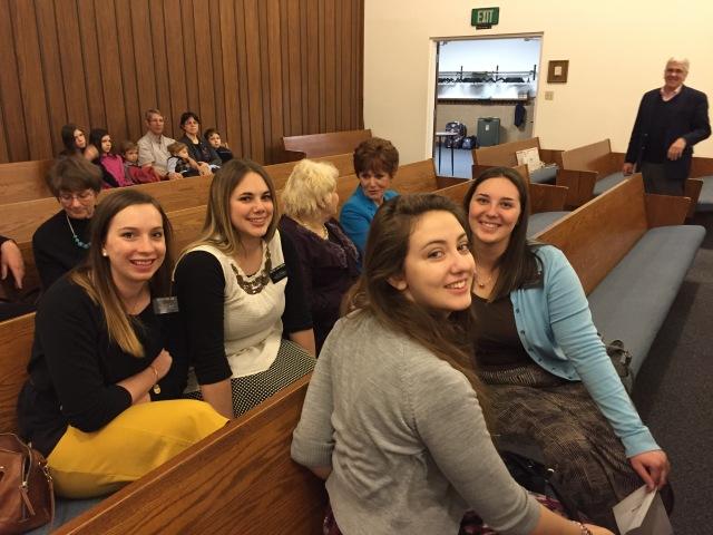 2016-2-22 Departing group, baptism, Miner's (28)