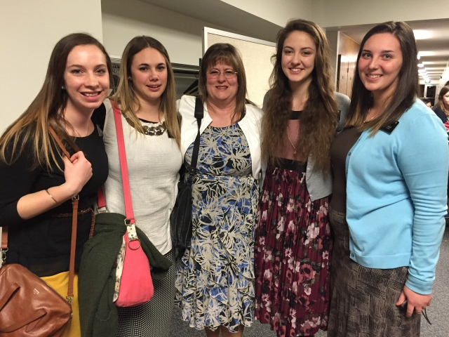 2016-2-22 Departing group, baptism, Miner's (32)