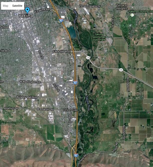 2016-4-20 Yakima Greenway