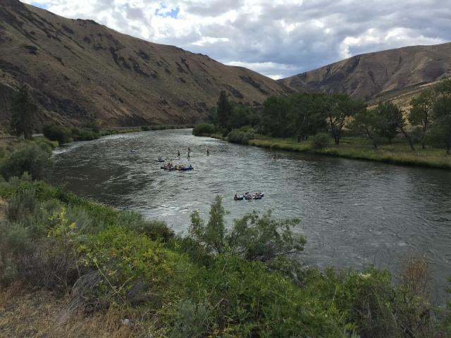 2016-7-16 Yakima River Canyon (4)