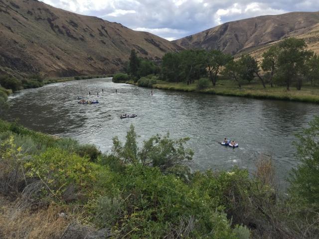 2016-7-16 Yakima River Canyon (7)