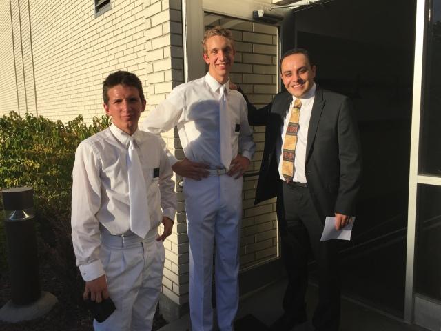 2016-8-28 Baptism of Deise, Adrian, Paola Telles, Selah (13)