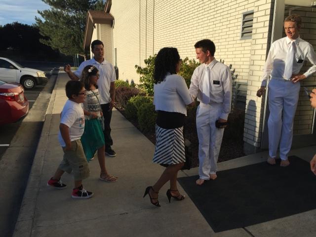 2016-8-28 Baptism of Deise, Adrian, Paola Telles, Selah (15)
