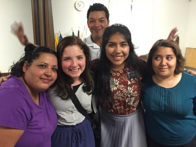 2016-8-28 Baptism of Deise, Adrian, Paola Telles, Selah (43)