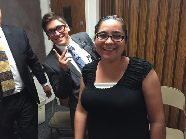 2016-8-28 Baptism of Deise, Adrian, Paola Telles, Selah (56)