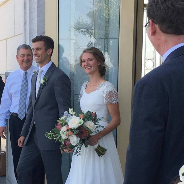 2016-8-5 Claire Wedding Day