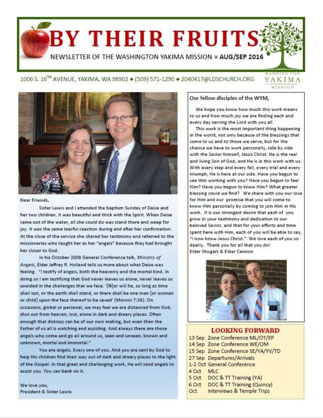 2016-9-1 Newsletter 1