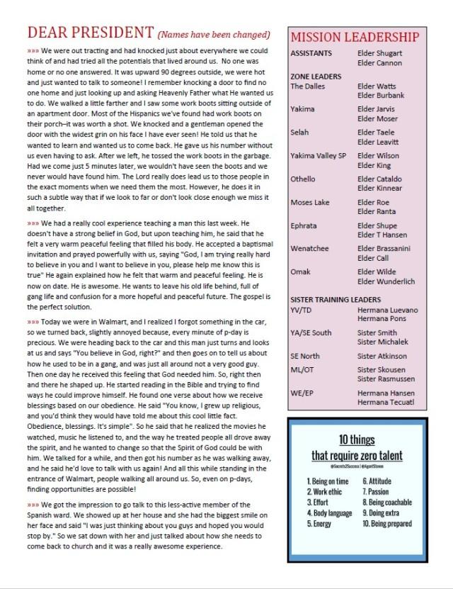 2016-9-1 Newsletter 2