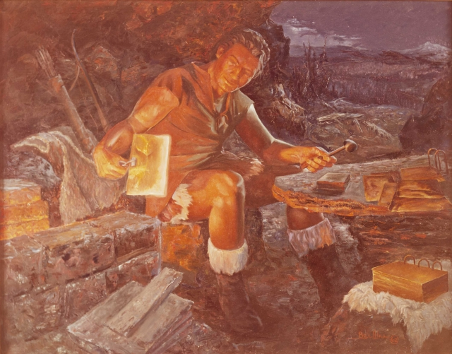 1-nephi-fashioning-the-plates-447330-wallpaper