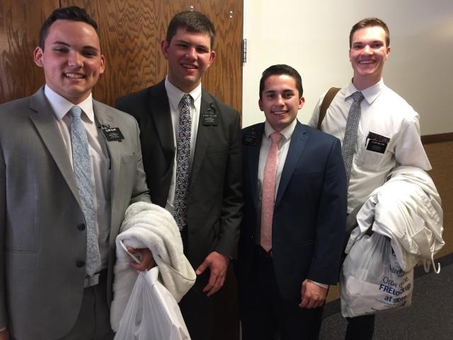 2017-4-22 Estrada Family Baptism Selah (1)