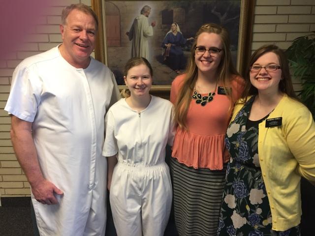 2017-4-22 Hannah Baptism (1)