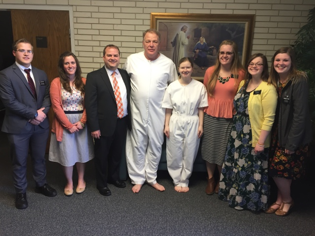 2017-4-22 Hannah Baptism (3)