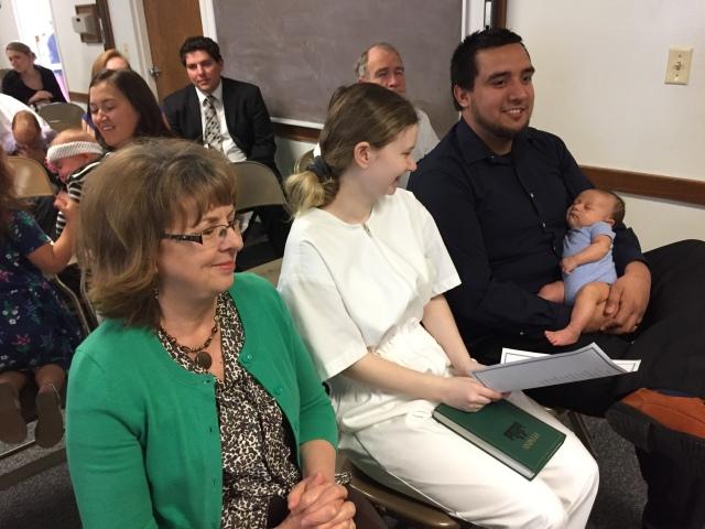 2017-4-22 Hannah's Baptism Selah (23)