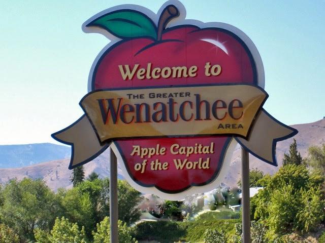 Wenatchee welcome