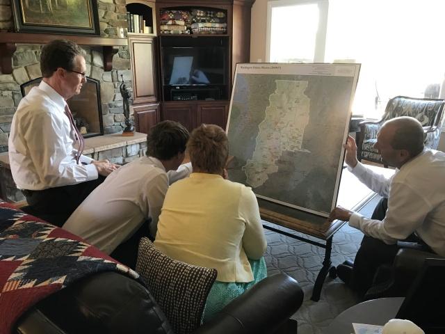 2017-7-23 Watts Family Visit (1)