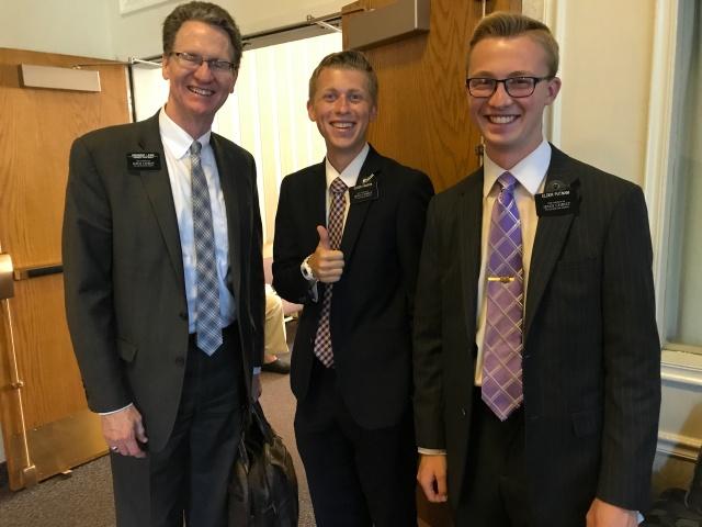2017-7-9 The Dalles Church (7)