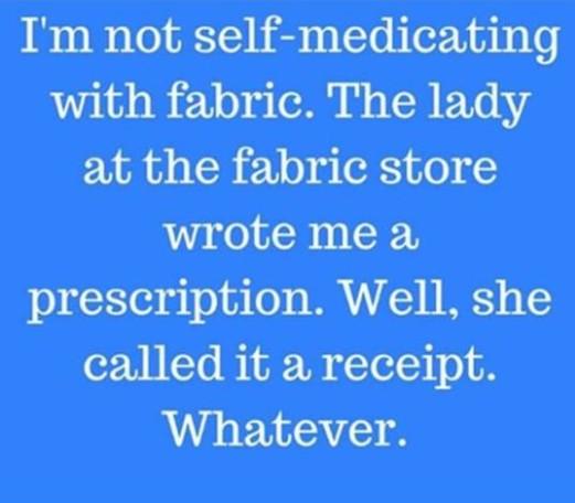 Fabric Receipt
