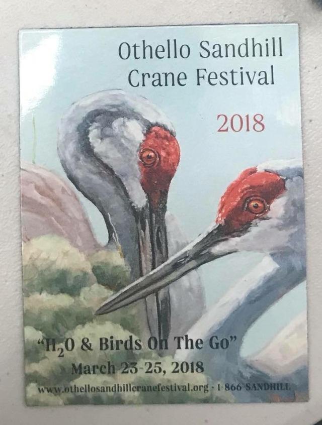 2018-3-23 Othello Sand Crane Festival (1)