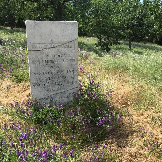 2018-5-20 Dalles z Pioneer Cemetery (13)