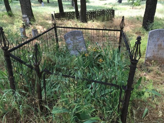 2018-5-20 Dalles z Pioneer Cemetery (20)