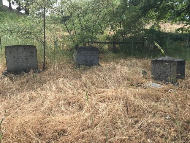 2018-5-20 Dalles z Pioneer Cemetery (24)