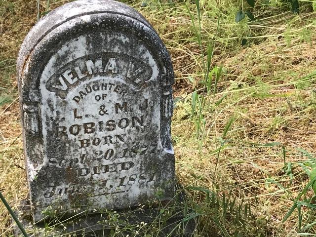 2018-5-20 Dalles z Pioneer Cemetery (27)