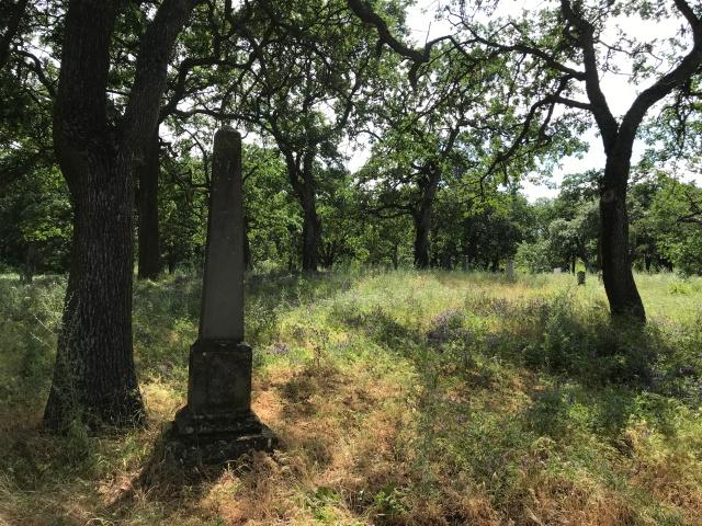 2018-5-20 Dalles z Pioneer Cemetery (5)