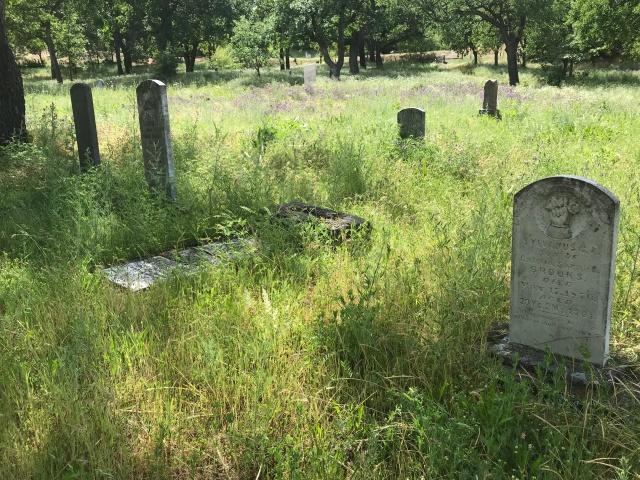 2018-5-20 Dalles z Pioneer Cemetery (8)